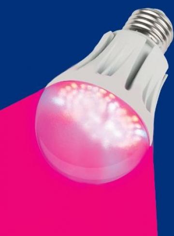 Лампа светодиодная для подсветки растений
