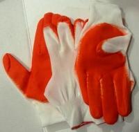 Перчатки нейлон с нитриловым покрытием