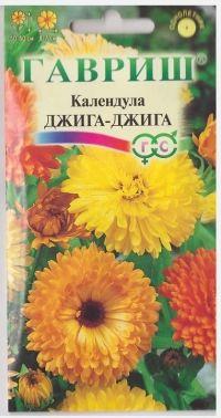 Календула Джига-Джига смесь
