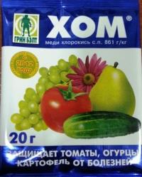 Хом-оксихлорид меди
