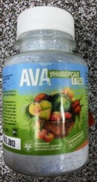 АVА компл удобрение 1 год