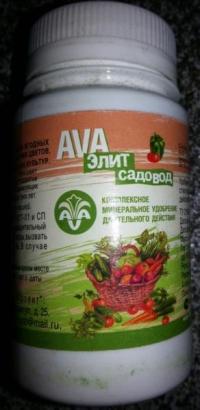 АVА удобрение Элит Садовод