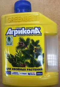 Агрикола Аква ддля хвойных растений