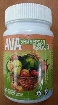 АVА компл удобрение 2-3 года