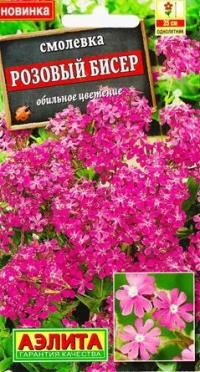 Смолевка Розовый Бисер