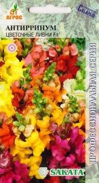 Антирриум Цветочные ливни смесь