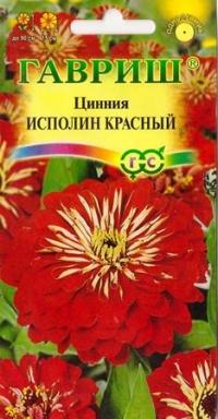 Циния Исполин красный