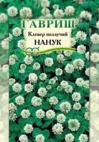 Газон Клевер Нанук