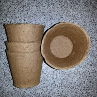 Торфогоршочек (80*80) круглый